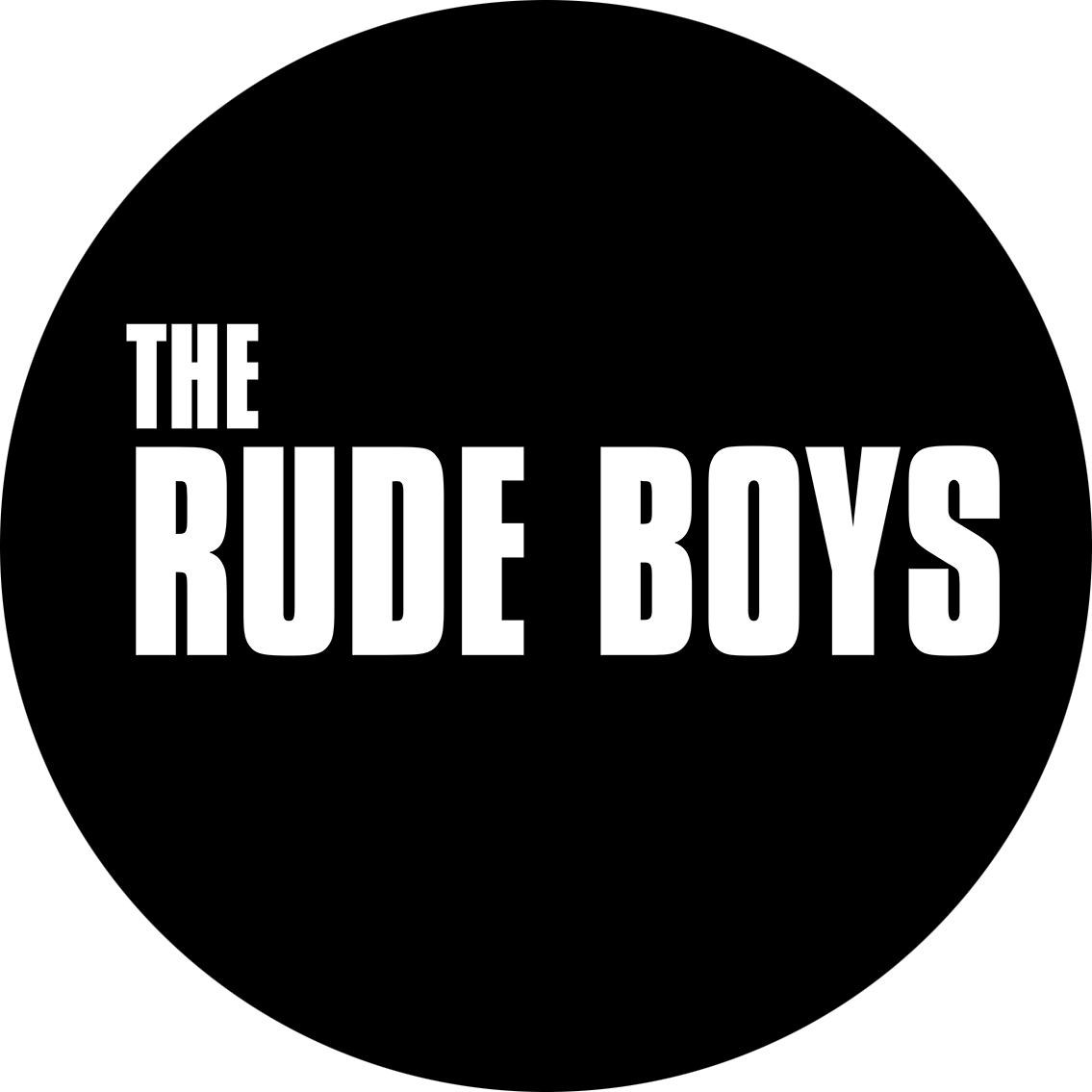The Rude Boys AKA The RBs